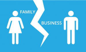 Divorce and Family Business Value
